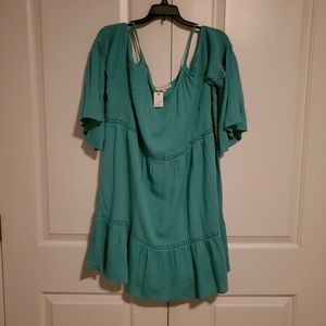 NWT Ungee Mint Green Dress